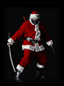 Ninja_Santa_by_barbranz