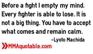 lyoto machida calm